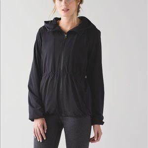 Lululemon belle jacket in black